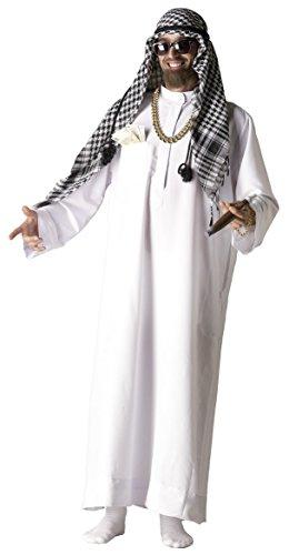 Wesir Kostüm - Chiber - Arabischer Prinz - Kostüm für Herren