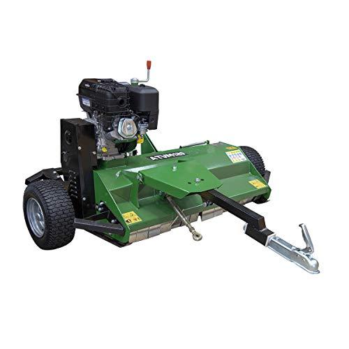 Charles Bentley Briggs & Stratton Powered ATV Kleine Traktoren Schlegelmäher aus Stahl - 13.5HP 420cc 1.2M