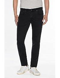 LTB Herren Jeans Louis Super Skinny tevin back wash, Größe:W 28 L 34;Farbe:tevin black wash (4767)