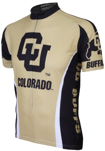 NCAA Colorado Radfahren Jersey, herren, Colorado Buffaloes, XX-Large