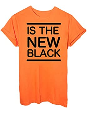 T-Shirt ORANGE IS THE NEW BLACK - SERIE TV - by iMage