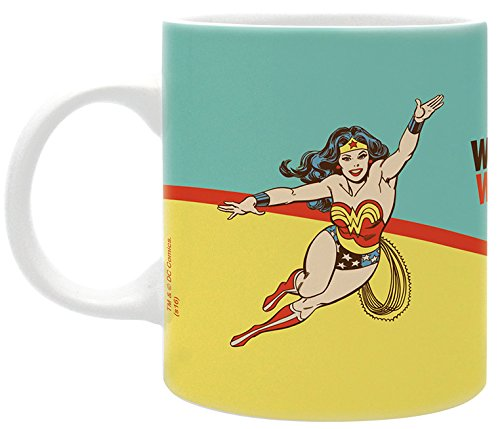ABYstyle–Taza (DC Comics Wonder Woman