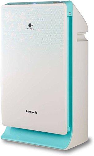 Panasonic F-PXM35AAD 9-Watt Air Purifier (White/Blue)
