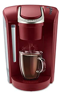 intage Red : Keurig K-Select Single-Sere K-Cup Pod Coffee Maker, intage Red