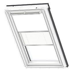 VELUX Original Verdunkelung Plus für Dachfenster, S08, 608, Uni Weiß/Weiß