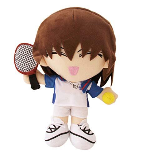 xuritaotao 30 cm Japanischen Anime Der Prinz Von Tennis Fuji Syusuke Plüschtiere Puppe Weiche Stofftiere Für Kinder Kinder Geschenke - Fuji Syusuke