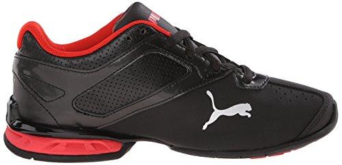 Puma Tazon 6 Jr Synthétique Baskets Black-Black