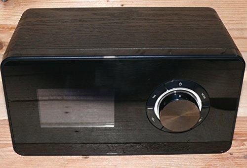 TERRIS IWR231 WLAN Internet Radio Massiv PLL RDS Weltempfänger Stereo Sound Schwarz