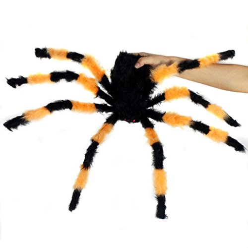 VENMO Spinne Halloween Party Dekoration Haunted Haus Stütze Indoor Outdoor Wide (B Kostüme Themen)