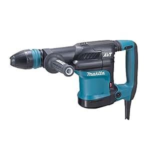 makita hm0871c 240 v sds max avt demolition hammer with carry case diy tools. Black Bedroom Furniture Sets. Home Design Ideas