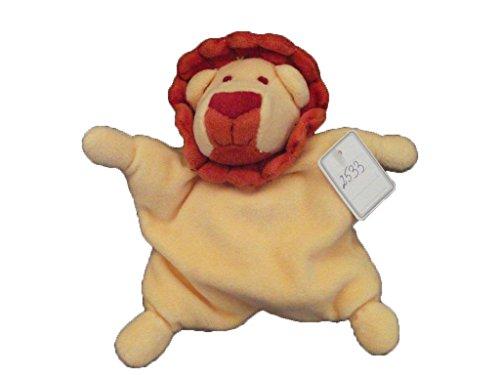 Kiabi–Doudou Kiabi Lion Semi plana Beige Amarillo...