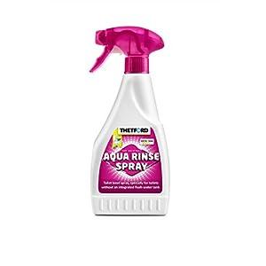 410pLbCZ 9L. SS300  - Thetford Aqua Rinse Toilet Spray - 500ml