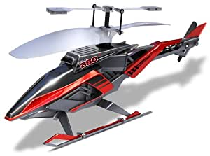 Silverlit Ninja 4-Channel Remote Control Gyro Helicopter (Assorted Colours)