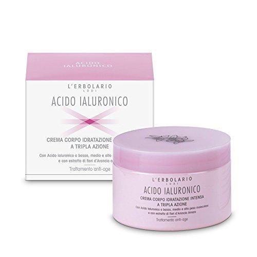 L'Erbolario - Crema Corpo Acido Ialuronico 200 ml