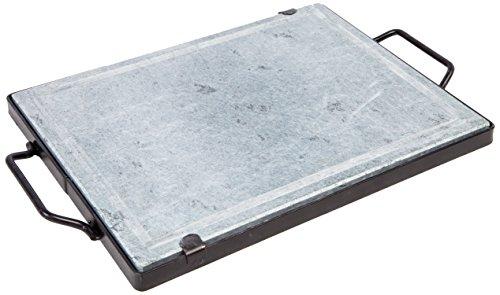 FALCI 265pd3050t Specksteinplatte mit Gestell aus Eisen, Stein -