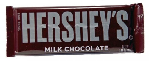 Hershey's Milk Chocolate Bar (Chocolate Hershey Bar)