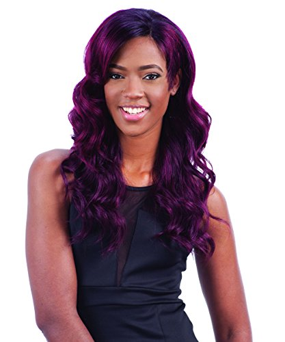 Freetress Equal 3 Way Part Synthetic Lace Front Wig - Chantae-OF99J/530/BG by Freetress