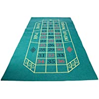 Clubing - Tapete para juego de ruleta