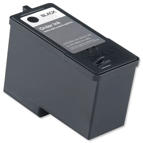 Dell 924 Drucker Tinte (Dell J5566 Standard Inkjet Cartridge, schwarz)