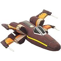Figura de peluche Star Wars: Epidodio VII - Nave X-Wing/Ála-X de Poe