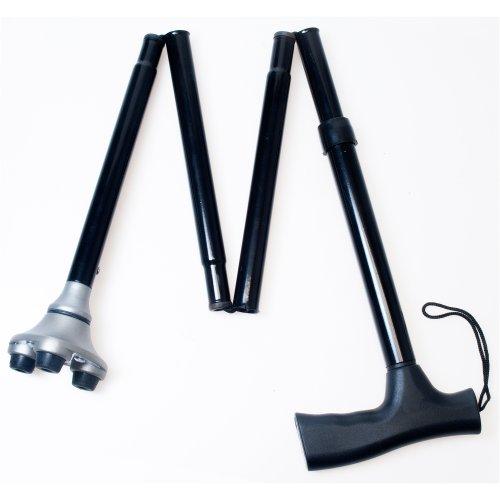 Multi-ángulo de caña para Confiados Walking - Anti-Slip Ayuda Movilidad Con pivotante Base Para Soporte completo
