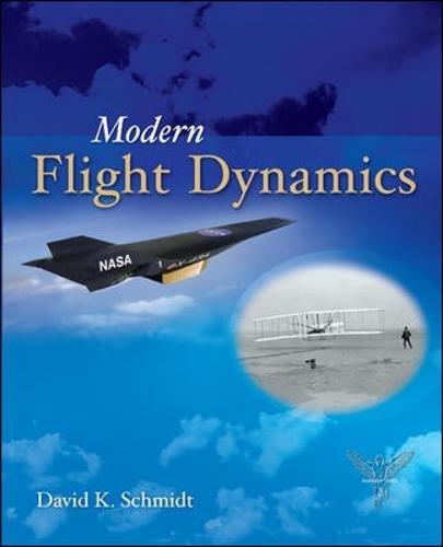 Modern Flight Dynamics por David Schmidt