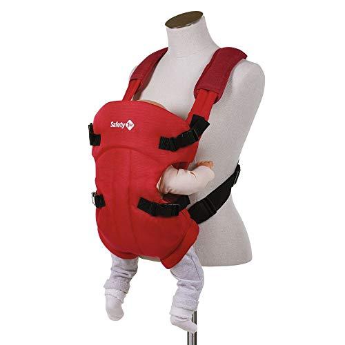 Safety 1st MIMOSO 'Ribbon Red Chic' - Mochila portabebés, color rojo