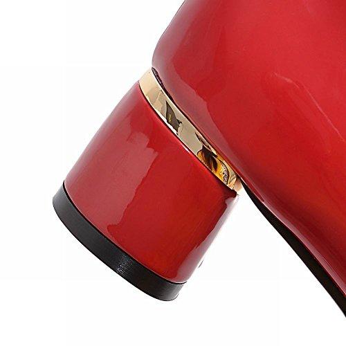 Misssasa Chaussures Elegant Femme Bellina Rouge