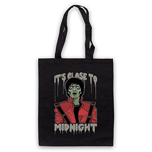 Inspire par Michael Jackson Thriller Officieux Sac d'emballage Noir
