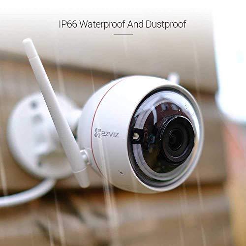 EZVIZ ezTube 720P Esterna Telecamera di Sicurezza Night Vision sirena e luce str