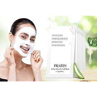 PILATEN White Clay Mask Blackhead Extraction - 10 Packs