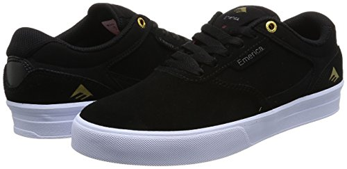 Herren Skateschuh Emerica Empire G6 Skateschuhe Black/White