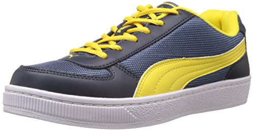 Puma Men's Contest Lite DP Folkstonegray-Buttercup-Whte Running Shoes - 6 UK/India (39 EU)  available at amazon for Rs.1619