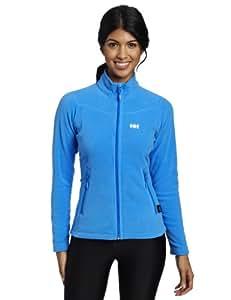 Helly Hansen Womens Mount Pro Stretch Full Zip Fleece (Racer Blue X Large)