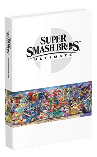 Super Smash Bros. Ultimate - Das offizielle Lösungsbuch (Collector's Edition) (Super Smash Bros Prima)