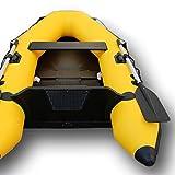 Aquaparx RIB230 Schlauchboot, Gelb, 230