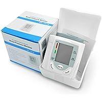 UniqueHeart Automatisches Digital-LCD-Anzeige-Handgelenk-Blutdruck-Monitor-Herz-Schlag-Rate-Impuls-Meter-Maß Gesundheits-Instrument