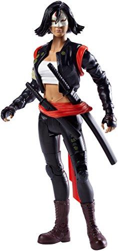 Mattel DNV46 Suicide Squad Movie Collector Katana Figur, 15 (Charaktere Der Film Kostüme)