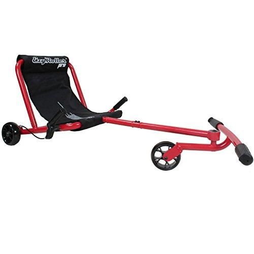EzyRoller Pro Fun Fahrzeug Dreirad für Jugendliche und Erwachsene (rot)