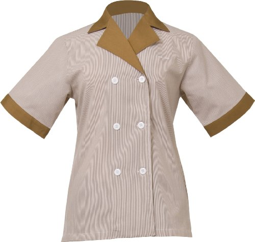 Uniform Works Junior Kordel Frauen 'S Housekeeping Tunika, Tan, hautfarben, 5XL