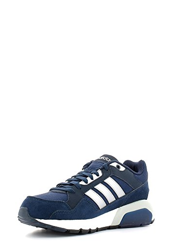 F98034 SPORTS Adidas RUN9TIS MARINO Argent-Blanc-Bleu