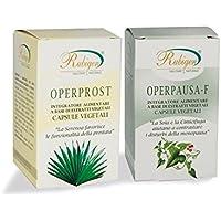 OPERPAUSA - Integratore per la menopausa 60 capsule