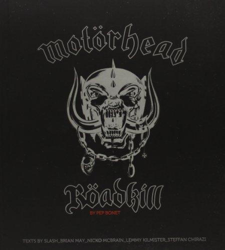 Descargar Libro Röadkill . Motörhead de Pep Bonet