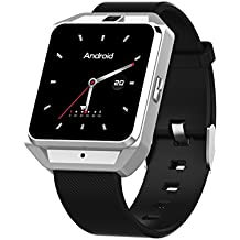OOLIFENG GPS Orologio Intelligente, Activity Tracker 1,54 Pollici TFT Display, Android 6.0, Compatibile Ios E Android,