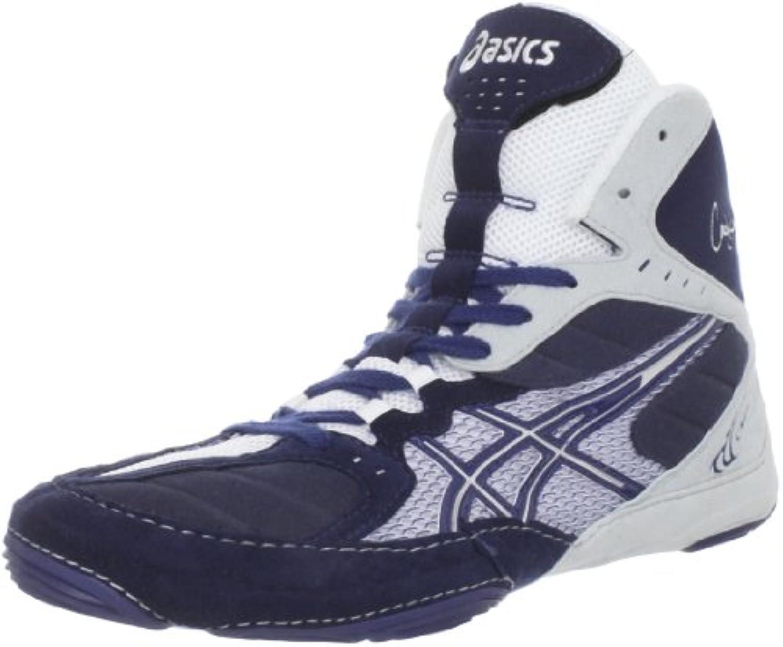 Asics   MAtildecurrennner Cael V5.0 Footwear Schuhe  Navy/Silver/White  44 EU