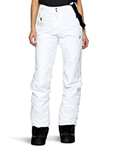 Dare 2b Women's Head Turn Snow Pants - White, Size 14