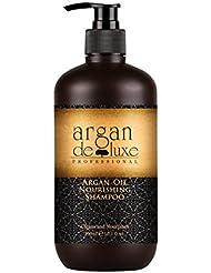 Argan DeLuxe Arganöl Shampoo, 300ml, Premium Haar Pflege