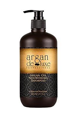 Arganöl Shampoo in Friseur-Qualität