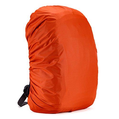 Macbag Wanderrucksack mit Regenhülle 40L 55L Wasserdichter Rucksack Großer Kapazitätsrucksack, ideal für Camping, Trekking und Bergsteigen Regenschutz