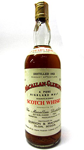 Macallan - Pure Highland Malt - 1952 25 year old Whisky